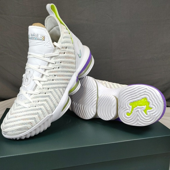 a96aad6cd6 Nike Shoes | 2019 Lebron Buzz Lightyear Toystory Sneaker | Poshmark